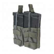 Double Open .308 Magazine Pouch - Ranger Green