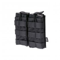 Double Open AK/M4/G36 Magazine Pouch - Black