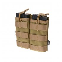 Double Open AK/M4/G36 Magazine Pouch - Tan
