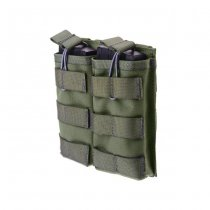 Double Open AK/M4/G36 Magazine Pouch - Ranger Green