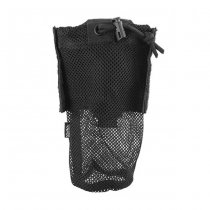 Foldable Bottle Pouch - Black