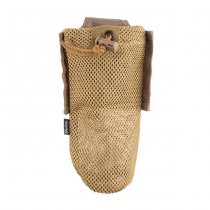 Foldable Bottle Pouch - Tan