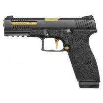 APS Spyder D-Mod Co2 Blow Back Pistol - Black