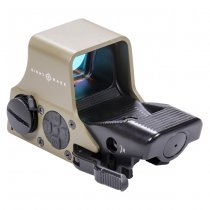Sightmark Ultra Shot M-Spec Red Dot Sight - Dark Earth
