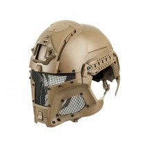 Iron Warrior Helmet - Tan