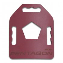Pentagon Metallon Tac-Fitness Plate Set 2.6kg