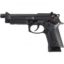 Secutor Bellum X Co2 Blow Back Pistol - Black