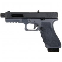 Secutor Gladius 17 Co2 Blow Back Pistol - Navy Grey