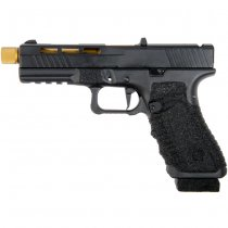 Secutor Gladius 17 Co2 Blow Back Pistol - Black