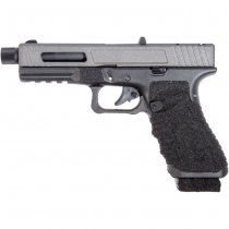 Secutor Gladius 17 Acta Non Verba Co2 Blow Back Pistol - Stone