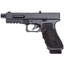 Secutor Gladius 17 Acta Non Verba Co2 Blow Back Pistol - Black