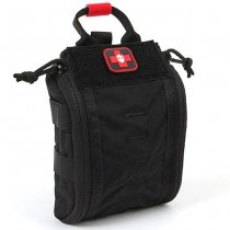 ITS Tactical ETA Trauma Kit Pouch Fatboy - Black