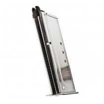 Marui DE .50AE Hard Kick 27BBs Magazine - Chrome