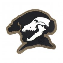 Black Rifle Division Sheep Dog PVC Morale Patch
