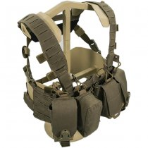 Direct Action Hurricane Hybrid Chest Rig - Adaptive Green
