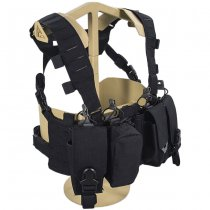 Direct Action Hurricane Hybrid Chest Rig - Black