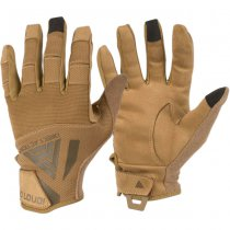 Direct Action Hard Gloves - Coyote Brown XL