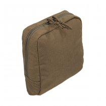 Direct Action Utility Pouch Large - Coyote Brown