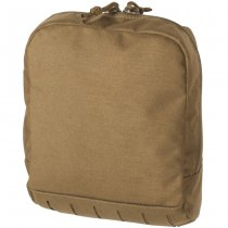 Direct Action Utility Pouch X-Large - Coyote Brown