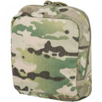 Direct Action Utility Pouch X-Large - MultiCam