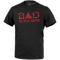 Direct Action T-Shirt Bad to the Bone - Black XL