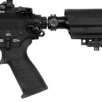 G&P M4 Jack 12 Inch HPA Rifle - Black