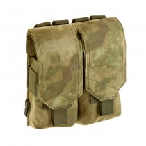Invader Gear 5.56 2x Double Mag Pouch - Everglade