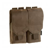 Invader Gear 5.56 2x Double Mag Pouch - Ranger Green