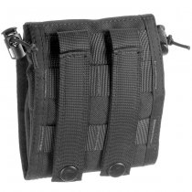 Invader Gear Foldable Dump Pouch - Black