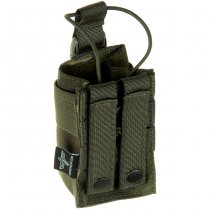 Invader Gear Radio Pouch - ATP Tropic