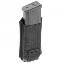 Clawgear 9mm Low Profile Mag Pouch - Black