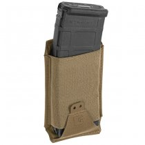 Clawgear 5.56mm Rifle Low Profile Mag Pouch - Coyote