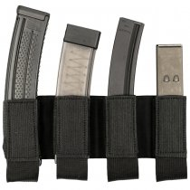 Haley Strategic D3CRM Micro Chest Rig Magazine Insert - SMG Quad