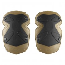 D3O Trust HP Internal Knee Pad - Black