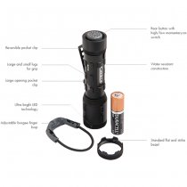 First Tactical Small Duty Light - Black