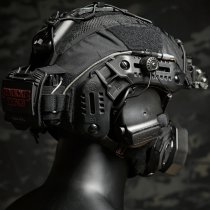 PTS MTEK Flux Helmet - Black