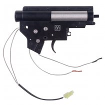 Specna Arms Complete Reinforced V2 Mod2 Gearbox Electronic-Contact - Rear Wired