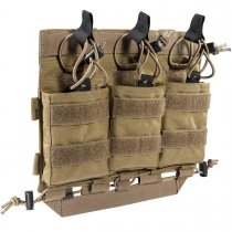 Tasmanian Tiger Carrier Mag Panel M4 S/M - Coyote