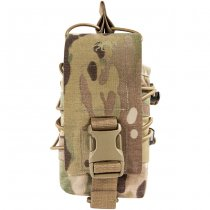 Tasmanian Tiger Double Closed Magazine Pouch MK2 - Multicam