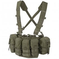 Helikon Guardian Chest Rig - Adaptive Green