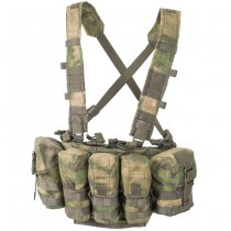 Helikon Guardian Chest Rig - A-Tacs FG