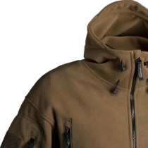 HELIKON Patriot Heavy Fleece Jacket - Coyote 1