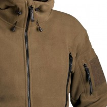 HELIKON Patriot Heavy Fleece Jacket - Coyote 2