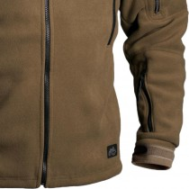 HELIKON Patriot Heavy Fleece Jacket - Coyote 3