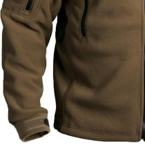 HELIKON Patriot Heavy Fleece Jacket - Coyote 4