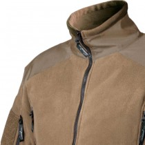 HELIKON Liberty Heavy Fleece Jacket - Coyote 1
