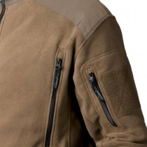 HELIKON Liberty Heavy Fleece Jacket - Coyote 2