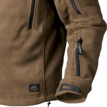HELIKON Liberty Heavy Fleece Jacket - Coyote 3