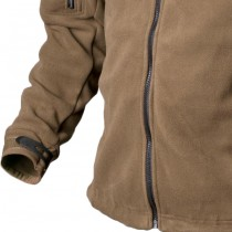 HELIKON Liberty Heavy Fleece Jacket - Coyote 4