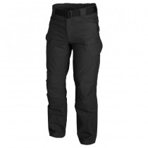 HELIKON Urban Tactical Pants - PolyCotton Ripstop - Black